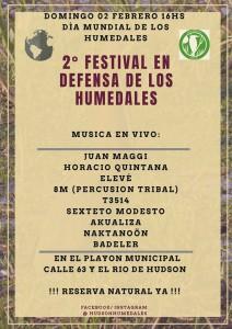 2 festival de HOCO - Dia humedales