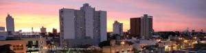 Edificios del centro de Berazategui
